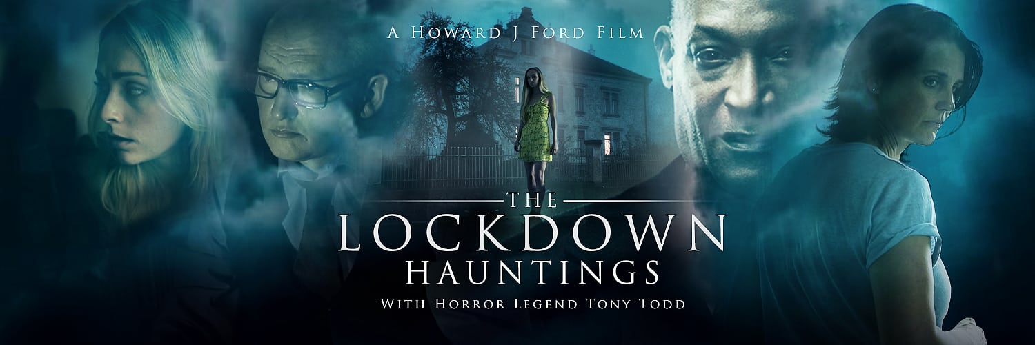 The Lockdown Hauntings Banner